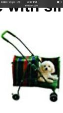 New listing Pets Original Kitty Walk Stroller Stripe For Dogs And Cats For Pick Up Only