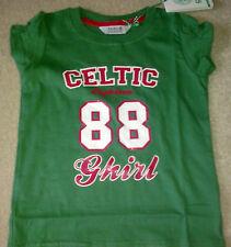 Celtic girls t shirt  age 12/13