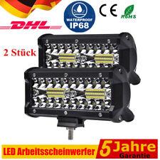 10-30 V 6 LEDs 1 St/ück PROFI LED-Arbeitsscheinwerfer rechteckig funkentst/ört 1.100 lm