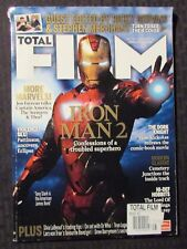 2010 TOTAL FILM Magazine #166 VG 4.0 Iron Man 2 / Thor / Avengers