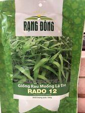Rau Muong Seeds 100gram brand new package seeds