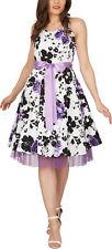 BlackButterfly 'Rhya' Vintage Serenity 50's Rockabilly Bridesmaid Evening Dress