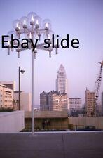 4 orig 1965 35mm Kodachrome slides - Downtown Los Angeles Civic Center scenes