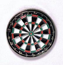 Metal Enamel Pin Badge Brooch Dart Board Darts Arrows Flights Club League