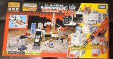 Transformers Encore #12 G1 Metroplex By Takara New Sealed Japan