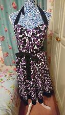 ladies 50's style halterneck swing dress size 12 Rocha John Rocha Debenhams
