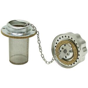 Reservoir Filler/Breather Cap w/Strainer Basket Buyers Products TFA005715 9-8624