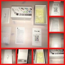 IPhone 4s mobile phone box and accessories