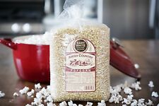 Amish Country Popcorn-Baby White Popcorn- 6Lb -Gourmet Unpopped Popcorn Kernels