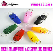 CLICKER PARA PERROS CLICKERS DE PERRO CLICKER PERRO ENSEÑAR OBEDIENCIA CLIKER
