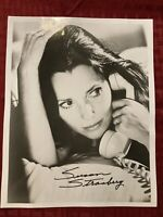 Susan Strasberg 8x10 Publicity Photo Actress Picnic The Delta Force