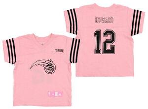 Adidas NBA Girls (4-6X) Orlando Magic Dwight Howard #12 Fashion Jersey Shirt
