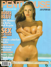 PENTHOUSE Oktober/10/1996  PAIGE SUMMERS & JULIA GARVEY*