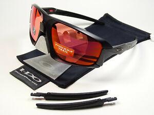 Oakley Field Jacket Matte Black Prizm Trail Sonnenbrille Jawbreaker Mountainbike