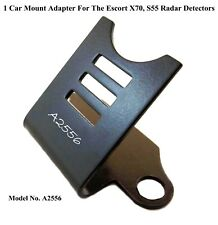 New Car Mount Adapter For Bel Rx65, C65 Gx65, Escort 70, X80, S55 Radar Detector