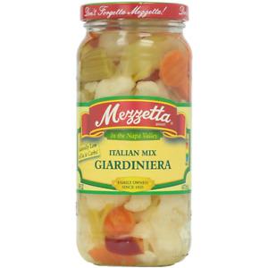 Mezzetta Mild Italian Mix Giardiniera