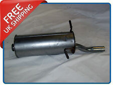 Citroen Xsara Picasso 1.8 2001> Exhaust Rear Back Box Silencer