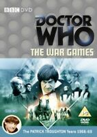 Neuf Doctor Who - The War Games DVD