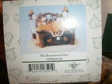 New in Box Fitz & Floyd Charming Tails * The Honeymoon's Over