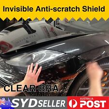 Roll 10Mx1.51M Clear Bra Transparent Vinyl Wraps Invisible Scratches Shield Film
