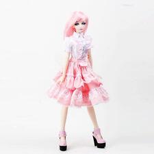 [wamami] 299# Pink Clothes Dress/Outfit/Suit MSD DOD AOD DZ 1/4 BJD Doll Dollfie