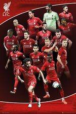 Liverpool Players 18/19  Maxi Poster Print 61x91.5cm | 24x36 inches Art Print