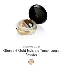 Oriflame Giordani Gold Invisible Touch Loose Powder - Natural,  New