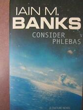 Consider Phlebas, Iain M. Banks   Paperback Book   9781857231380   NEW