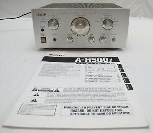 Teac A-H500i Highend Reference Verstärker Amplifier A-H 500 i