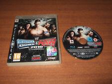 WWE Smackdown vs Raw 2010 für Sony PlayStation 3 / PS3
