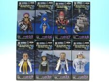 One Piece World Collectible Figure FILM Z vol.4 Complete set of 8 Banpresto