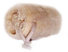 Gant loofah avec corde exfoliant gommage 100% naturel éponge de bain