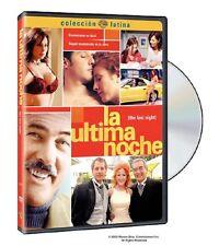 DVD - Spanish - La Ultima Noche  (The Last Night) - Andres Garcia -Mariana Avila