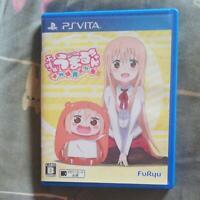 PS Vita Himouto! Umaru-chan Himouto! Ikusei Keikaku Japan Import