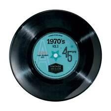 """7"""" Singolo Anni '70 Disco In Vinile Melamina Piatto da Vintage Audio Collezione"""