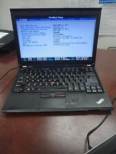 Lenovo ThinkPad X220 Core i5 2.50ghz 4gb 320gb Linux Web-Cam WiFi Laptop w/ AC