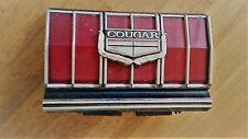 Original 1974-1975-1976 Mercury Cougar Fuel Tank Access Door
