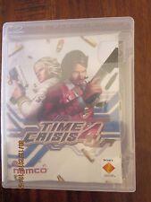 Time Crisis 4 - PS3 - Playstation 3 - pal