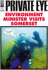 PRIVATE EYE 1359 - 7 - 20 Feb 2014 - Owen Paterson - ENVIRONMENT MINISTER VISITS