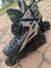 Nike Zoom Air Hockey Skates Rollerblades Inline Skates Size 8 Roller Skates