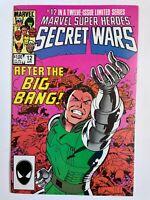 Marvel Super-Heroes Secret Wars #12 - Spider-Man Dr Doom Comics NM (003)