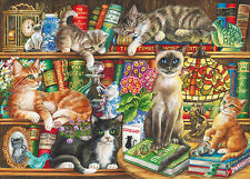 Gibsons - 1000 PIECE JIGSAW PUZZLE - Puss In Books
