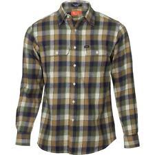 MATIX Ridgeport Flannel Shirt (L) Natural