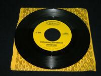 Record Insert Embroidered Patch R003P 45 RPM Biker Tattoo Rockabilly Vinyl