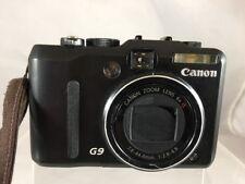 Canon POWERSHOT G9 12.1 Mega Pixel Digital Camera PARTS/REPAIR *C16