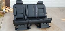 2007-2019 Tahoe, Escalade, & Yukon Denali second 2nd row bench seat leather OEM