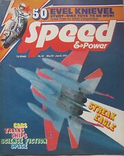 Speed & Power magazine 30 May 1975 Issue 63