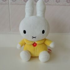 Miffy Plush Soft Stuffed Toy Bunny Rabbit Dick Bruna 2010 - Excellent condition