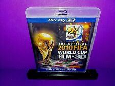 The Official 2010 FIFA World Cup Film in 3D (Blu-ray Disc, 2010, 3D) B520