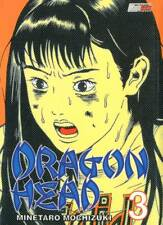 manga MAGIC PRESS DRAGON HEAD numero 3
